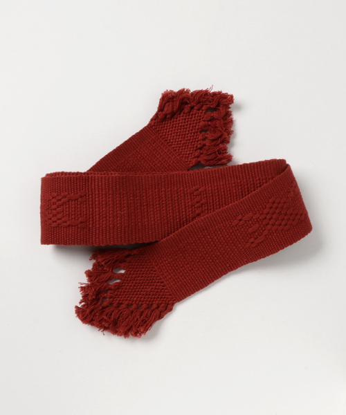 CHARRITA チャリータ / CINTA 手織りベルト