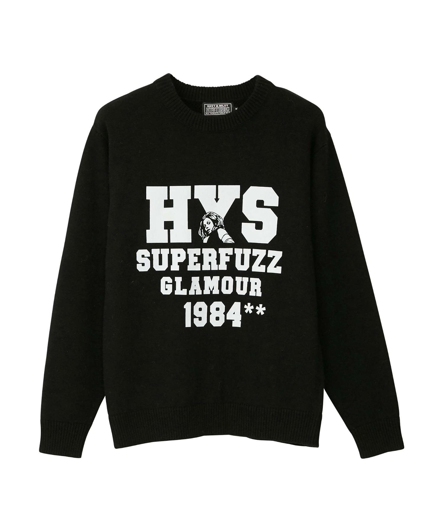 SUPERFUZZ 1984 プルオーバー