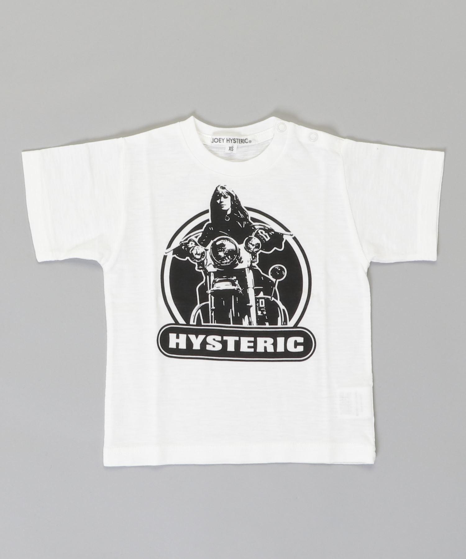 BIKE GIRL pt Tシャツ【XS/S/M】