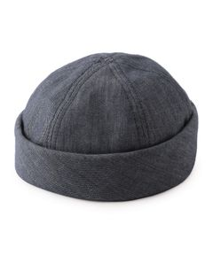 "LOCK & CO HATTERS / ""DOVER WATCH CAP DENIM"" ニットキャップ"