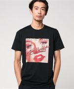 THE ROLLING STONES/SHE WAS HOT プリント Tシャツ