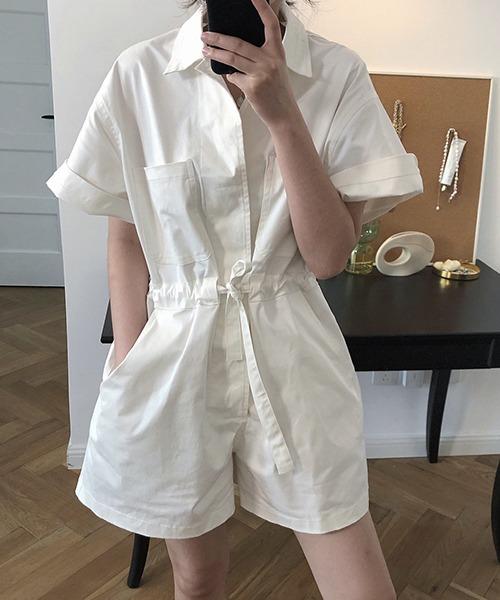 【chuclla】【2021/SS】Cotton shirt combination sb-5 chw1427