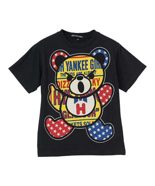 PATCH BEAR Tシャツ【L】