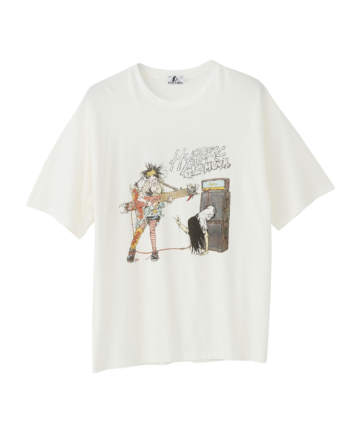 DWIKY KA×HYSTERIC GLAMOUR/Tシャツ