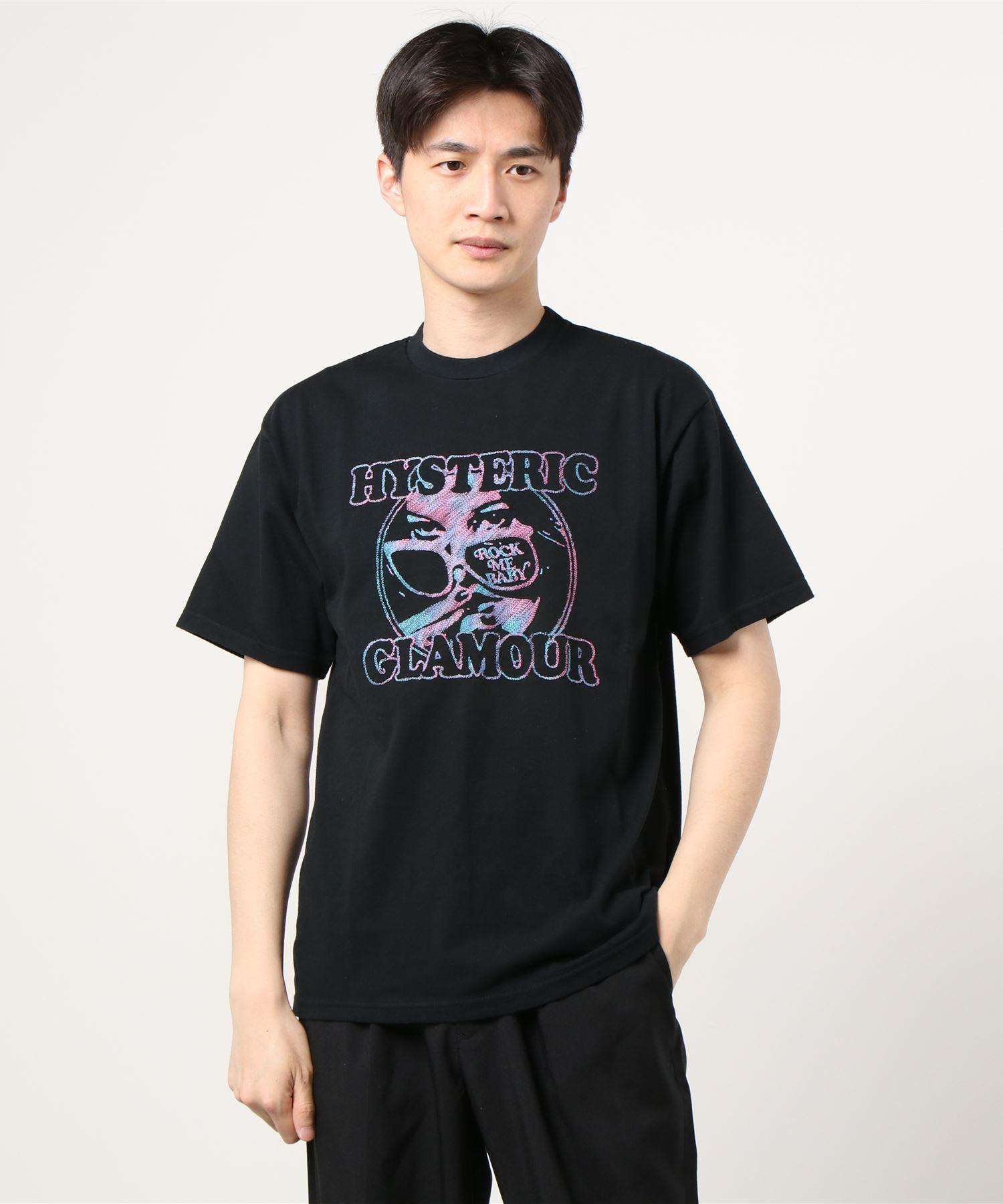 STILL CRAZY刺繍 Tシャツ