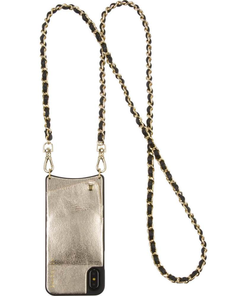 """BANDOLIER """"LUCY METALLIC"""" iPhone Case for 8/7/6"""