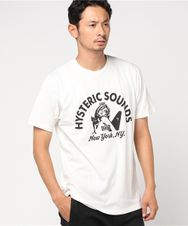 HYS SOUNDS プリント Tシャツ