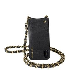 """BANDOLIER / """"LUCY"""" iPhone X/XS ケース"""