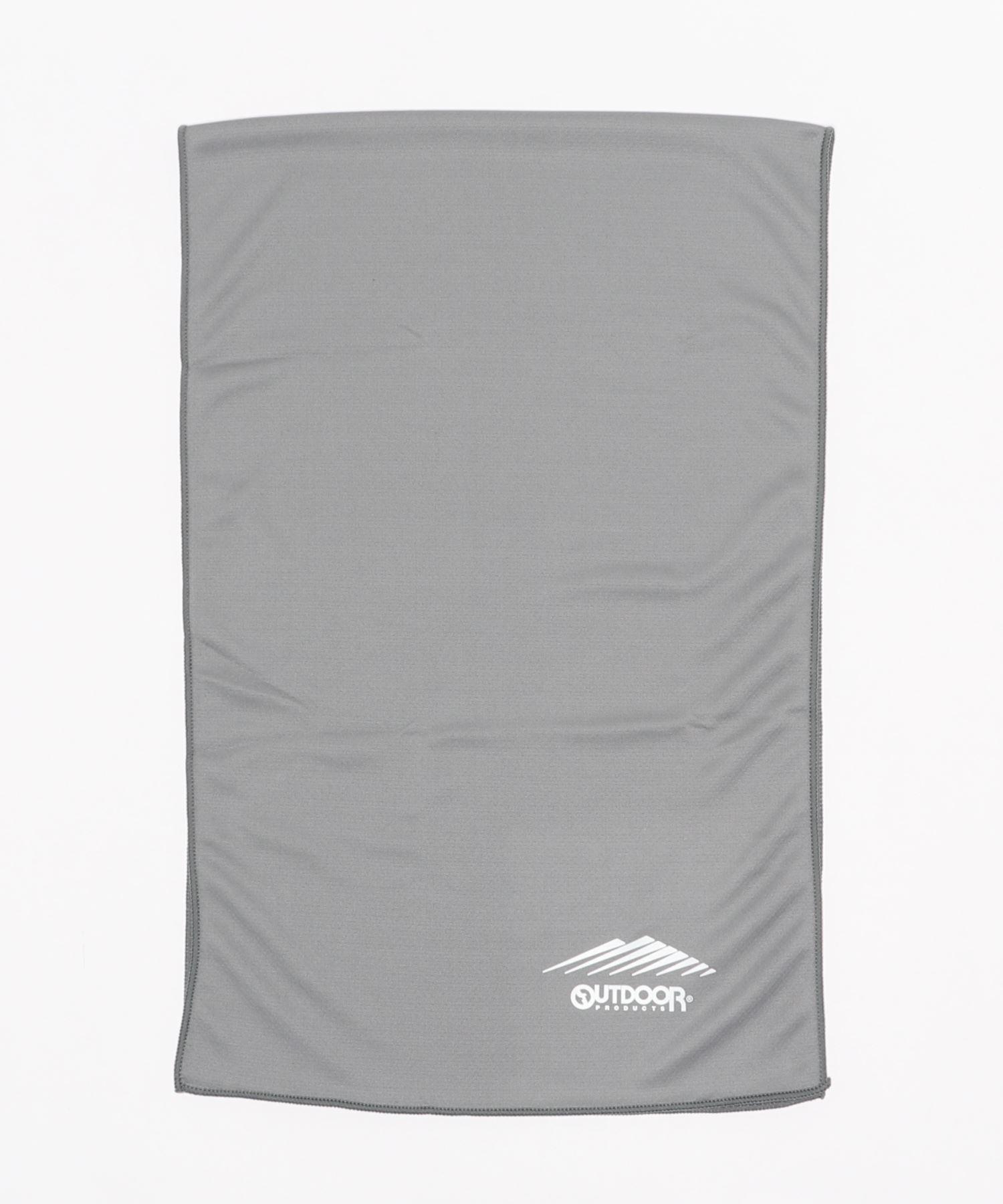 スーパークールタオル 濡らして振れば冷たくなるクールなタオル  UPF50+