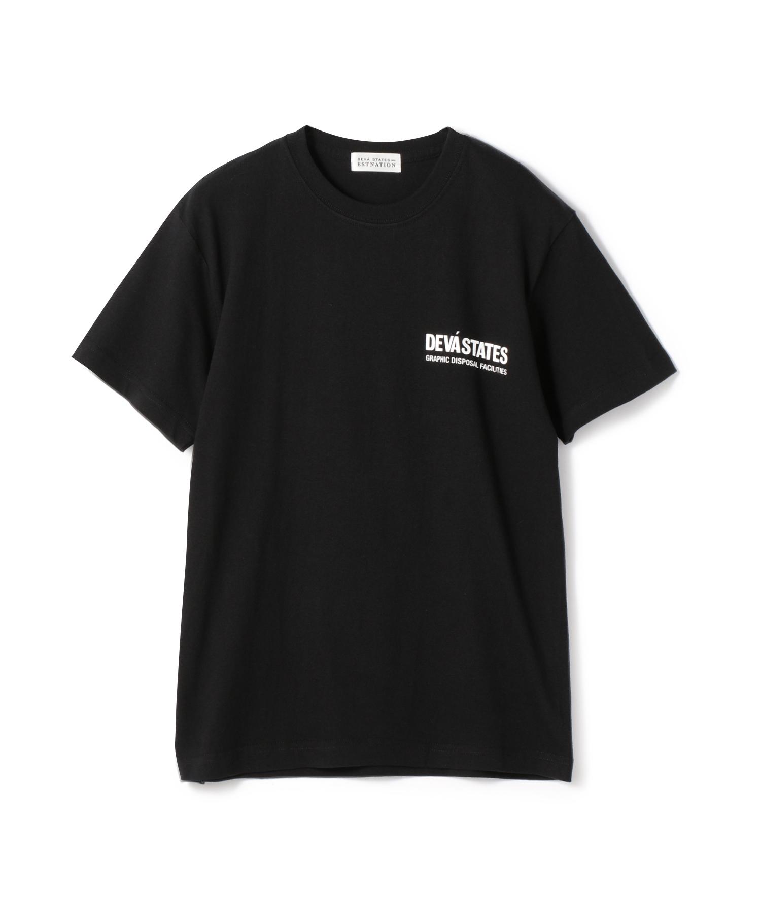 "DEVA STATES / ""BLOOM"" Tシャツ《ESTNATION EXCLUSIVE》"