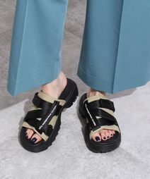 MEI(メイ) RECYCLE NYLON SANDAL
