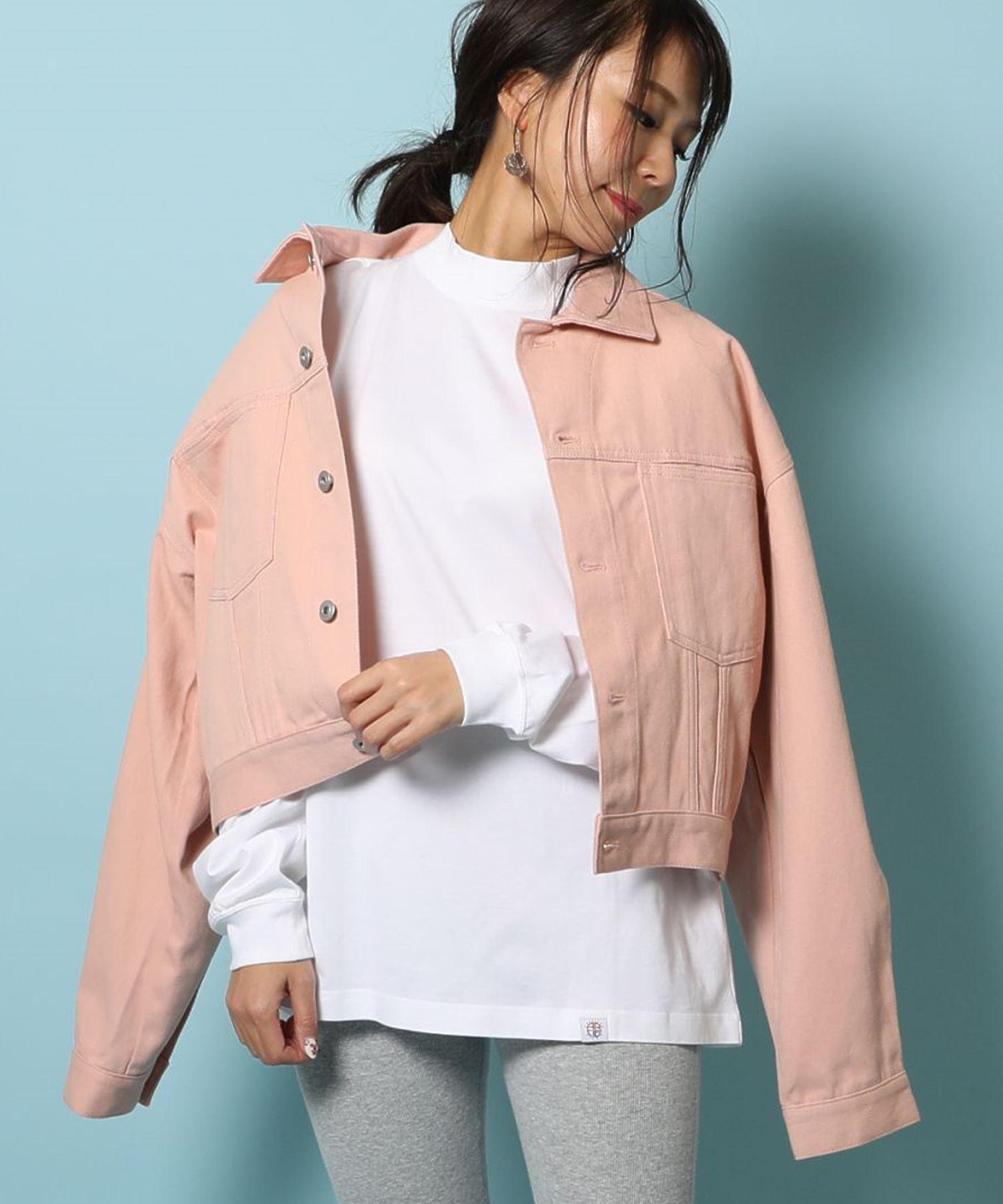 アメリカンラグシー AMERICAN RAG CIE / ショートデニムジャケット Short Denim Jacket