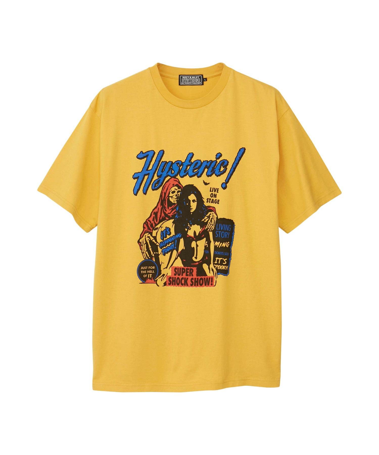 SUPER SHOCK SHOW Tシャツ