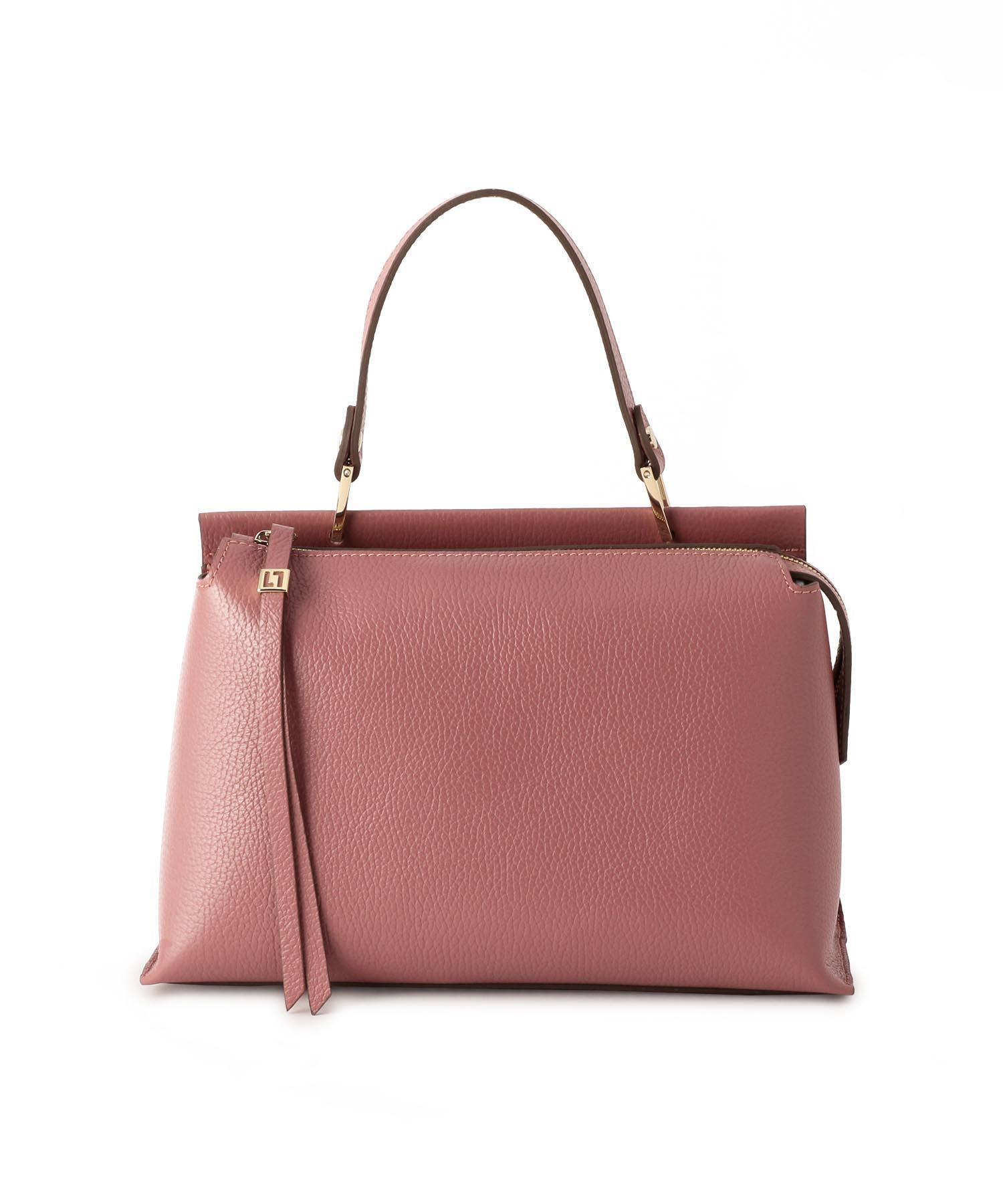 LORISTELLA ショルダーストラップ付きハンドバッグ