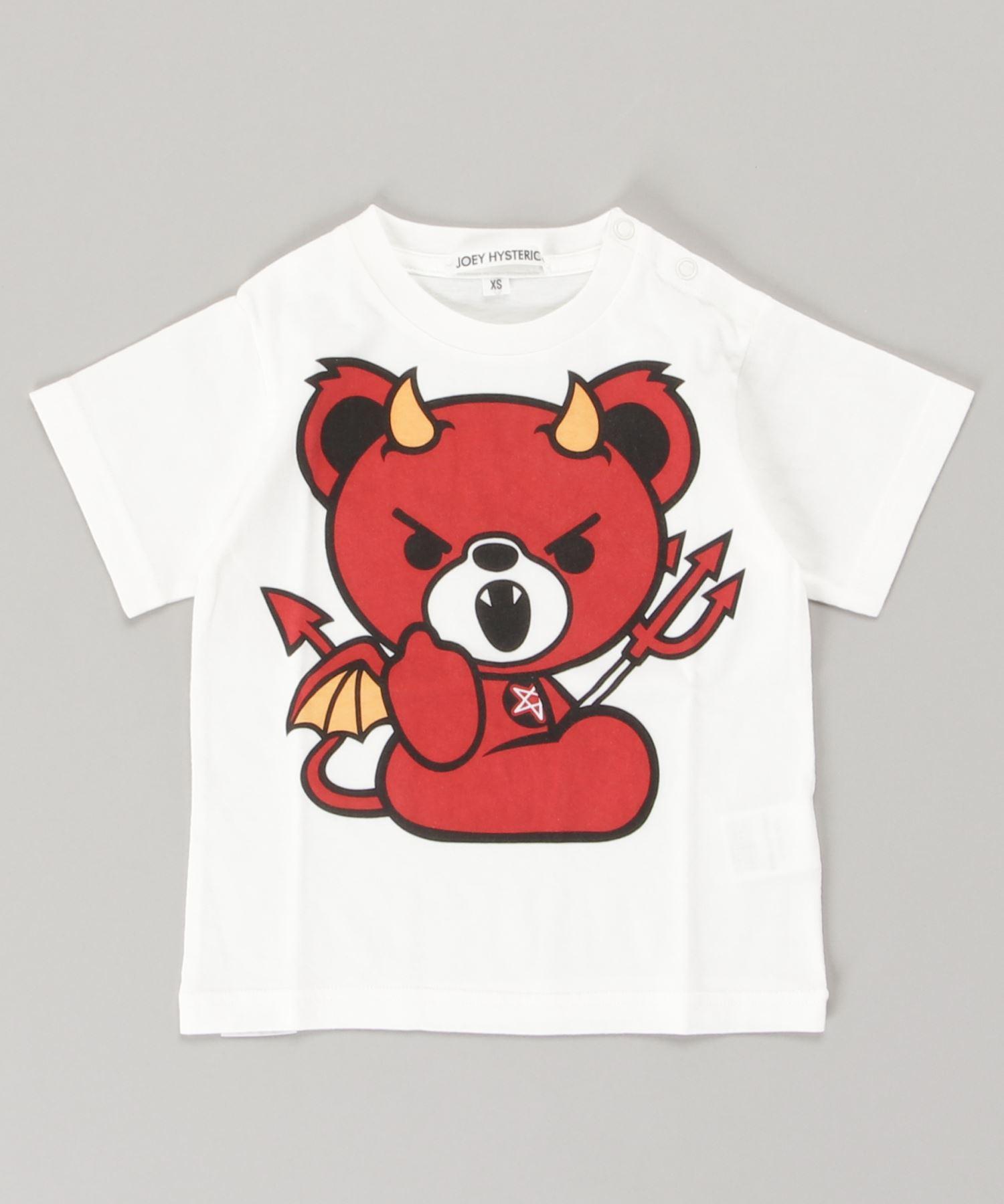 DEVIL BEAR Tシャツ