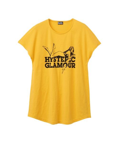 LIGHTNING TYPE WOMAN Tシャツ