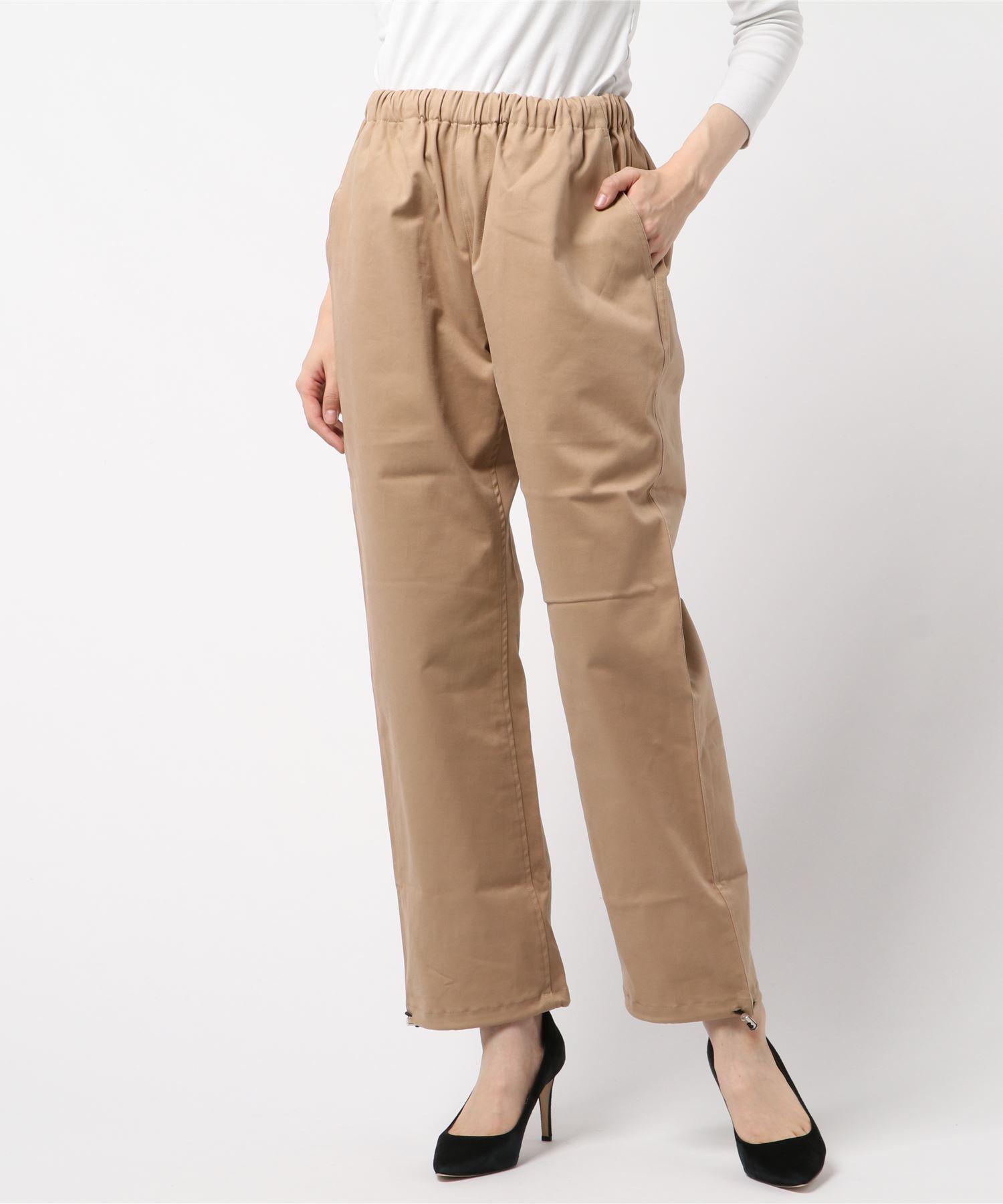 """ヴォート メイク ニュー クローズ VOTE MAKE NEW CLOTHES / ドローコードチノパンツ """"DRAWCORD"""" CHINO PT"""