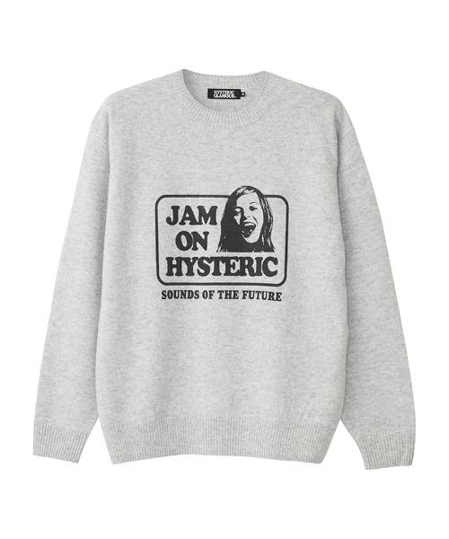 JAM ON HYSTERIC プルオーバー