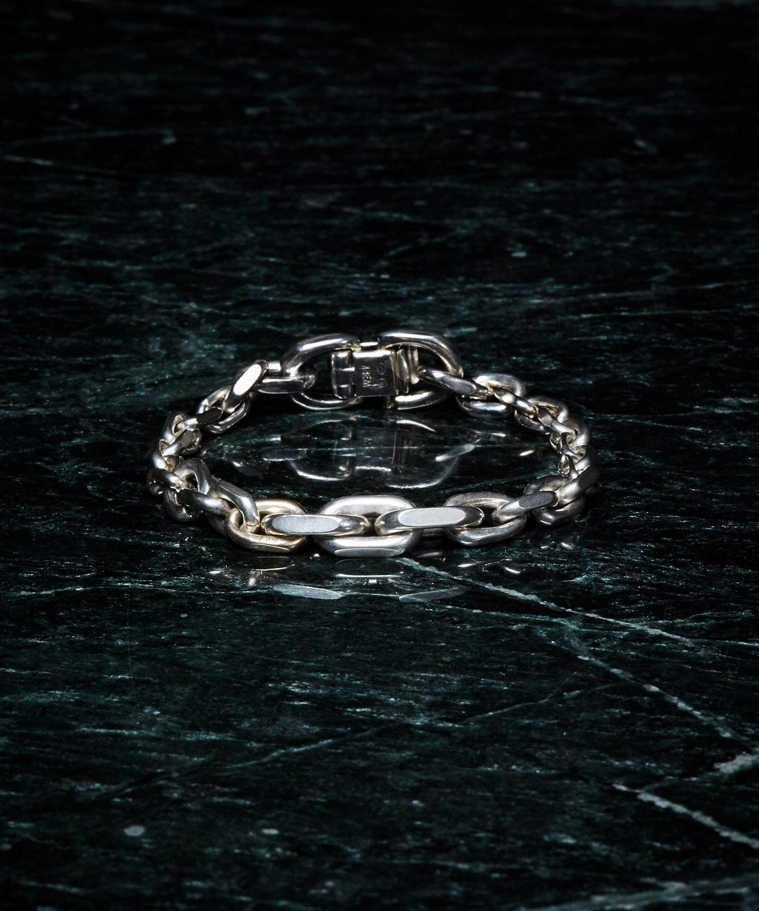 |WERK / Bracelet (BR-07 COM) Silver925 / K10 YG