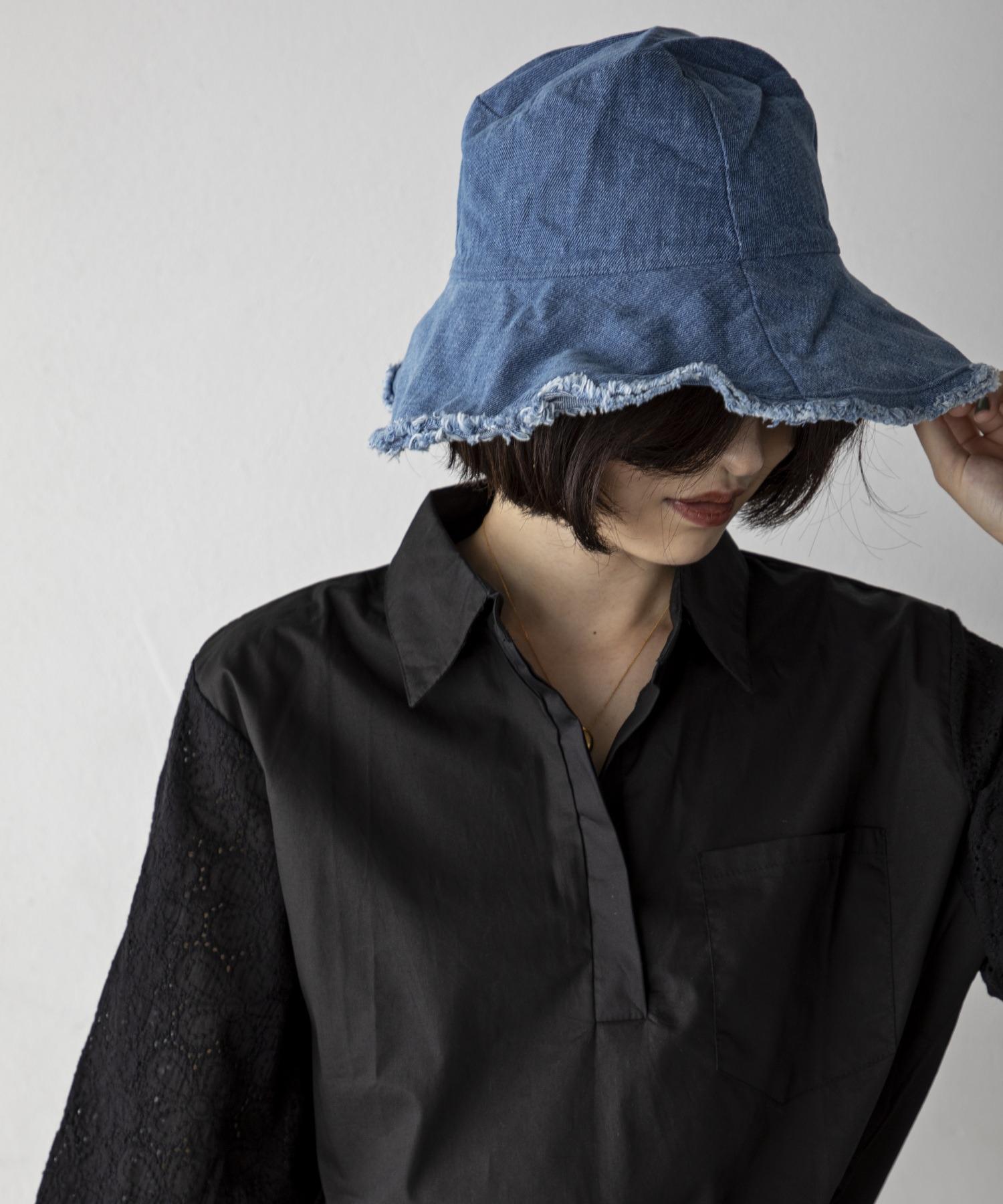 fringe wire buckethat
