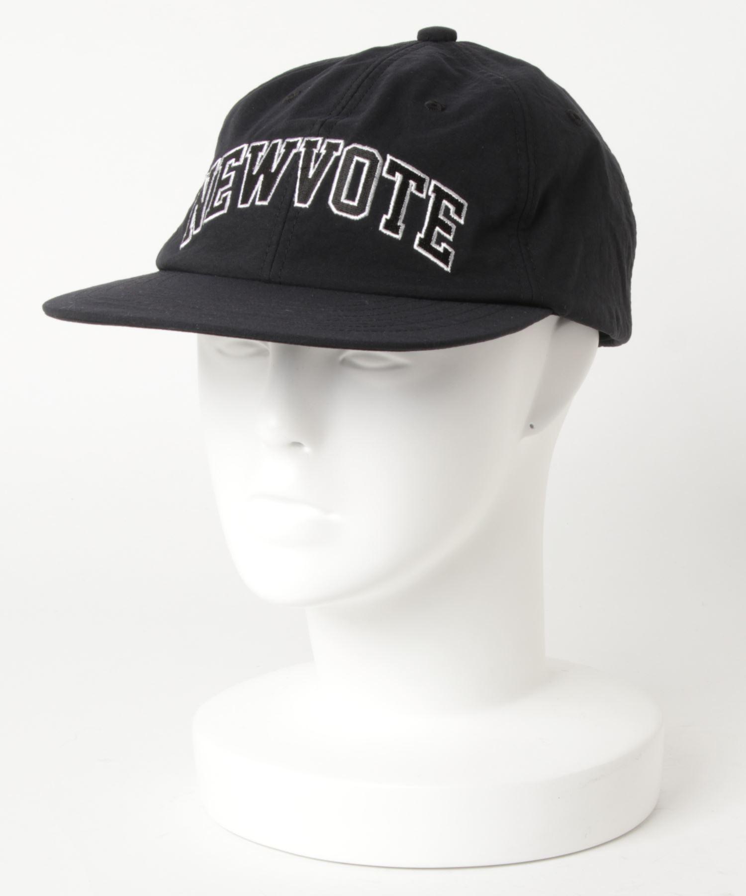 """ヴォート メイク ニュー クローズ VOTE MAKE NEW CLOTHES / アーチロゴキャップ """"NEW VOTE"""" ARCH LOGO CAP"""