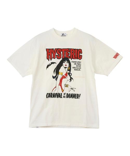 VAMPIRELLA/CARNIVAL OF THE DAMNED Tシャツ