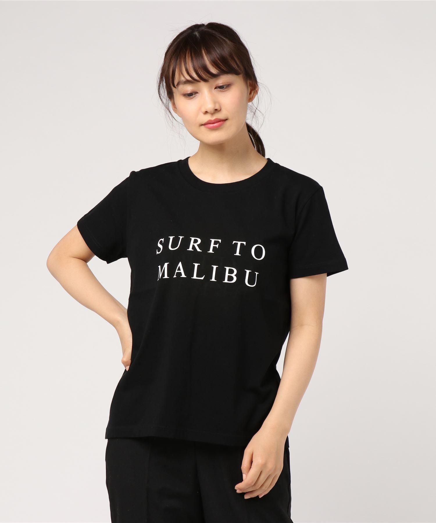アッパーハイツ UPPER HIGHTS / ボーイフレンドTシャツ The Boyfriend Tee