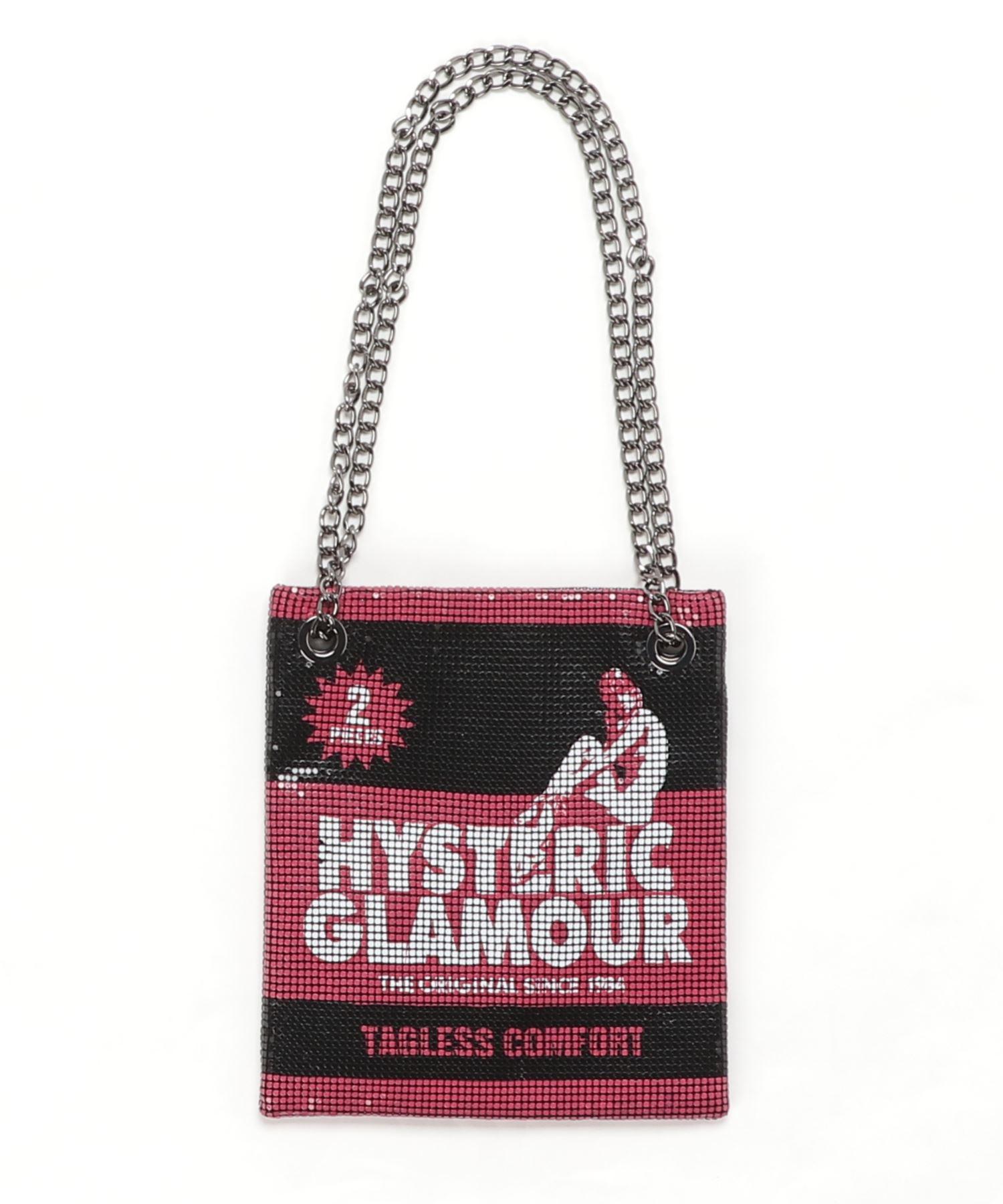 メタルメッシュバッグ