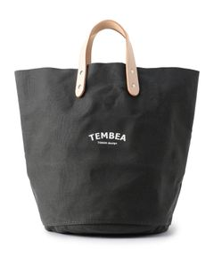 """TEMBEA / """"DELIVERY TOTE MEDIUM"""" トートバッグ"""