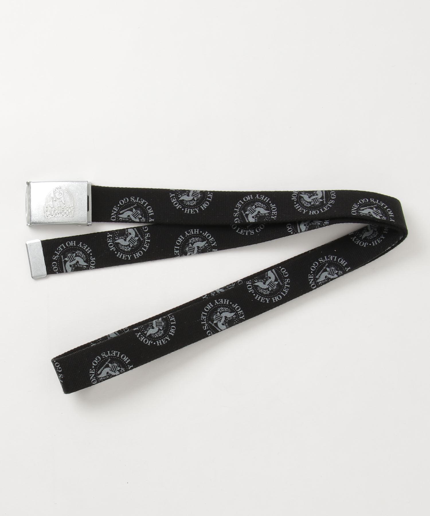 RAMONES/EAGLE HEAD テープベルト