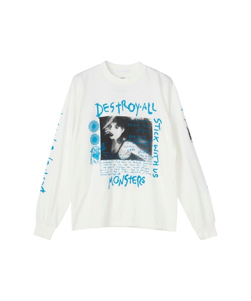 DESTROY ALL MONSTERS/DIARY 1 Tシャツ