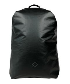 "WEXLEY / ""URBAN BACKPACK COATED BLACK"" バックパック"