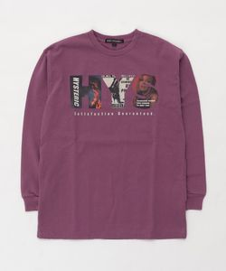 HYS SATISFACTION pt ポケ付Tシャツ【L】