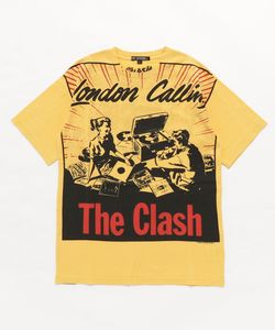 CLASH/LONDON CALLING pt Tシャツ【L】