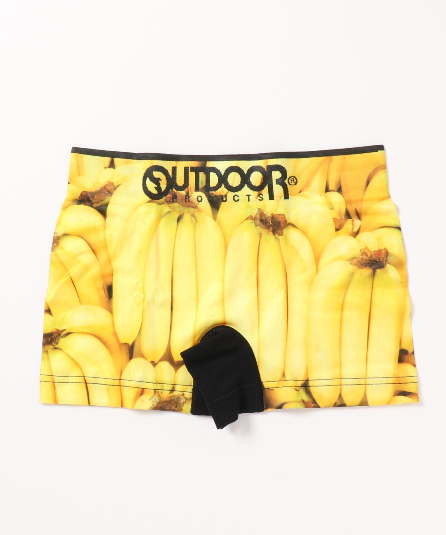 フルーツ柄成型ボクサーブリーフ いちご バナナ ボクサーパンツ
