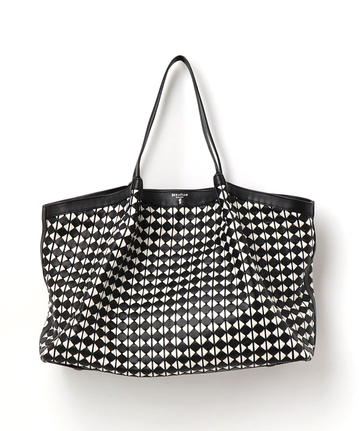 """SERAPIAN Special Secret Bag """"Mosaico"""""""