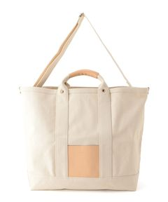 "HENDER SCHEME / ""CAMPUS BAG BIG"" トートバッグ"