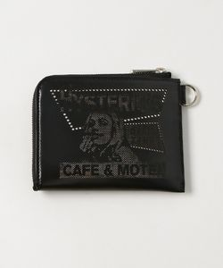 PORTER×HYSTERIC/CAFE&MOTEL PUNCHING MULTIウォレット