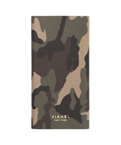 VIANEL NEW YORK V.BACKUP CALFSKIN CAMO