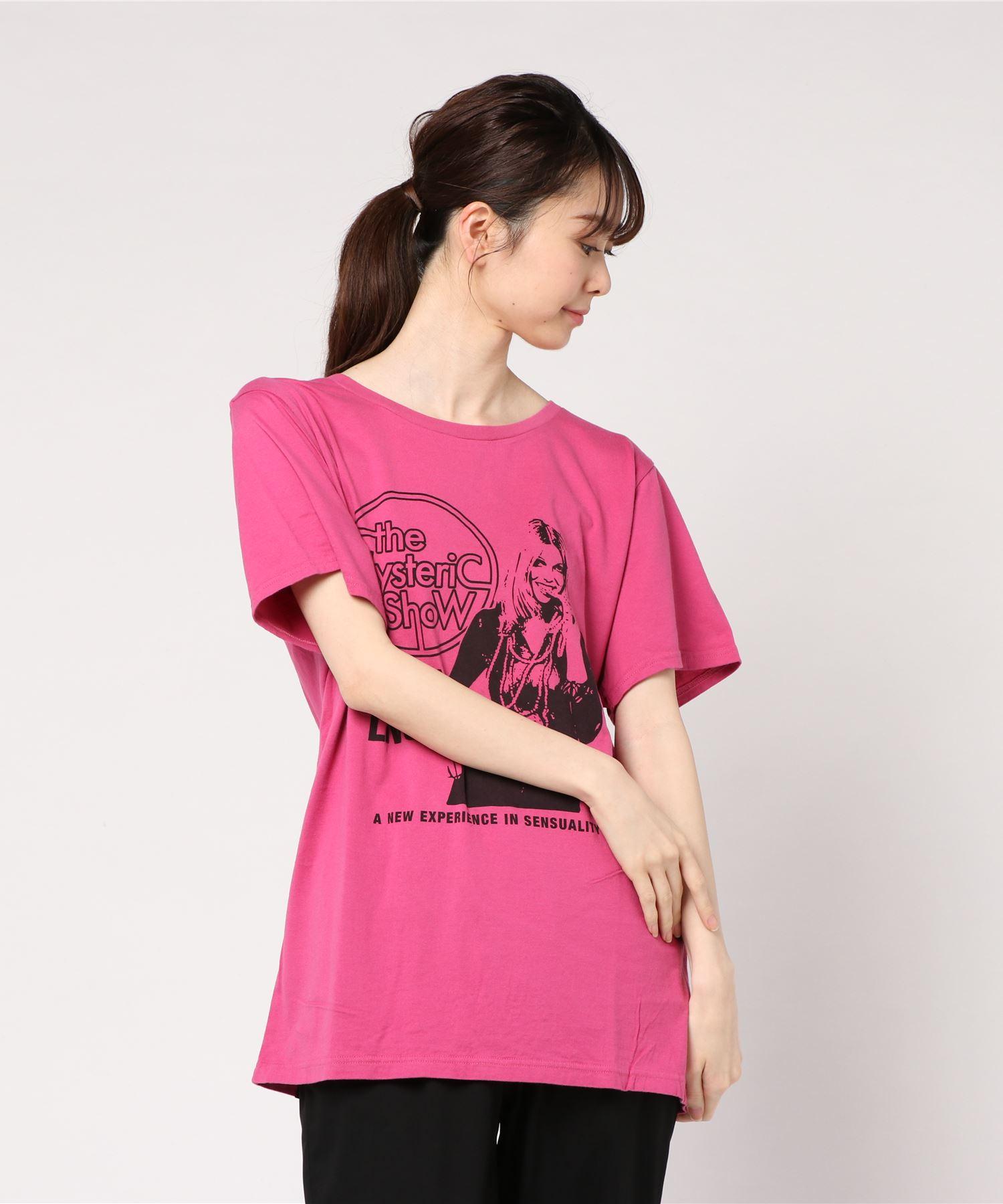 THE HYS SHOW pt ビッグTシャツ