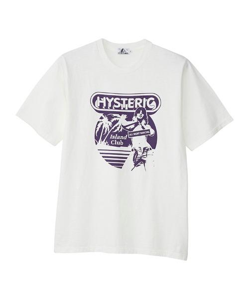 ISLAND CLUB Tシャツ