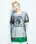 GIRLS JUMP THE MIDNIGHT pt ビッグTシャツ