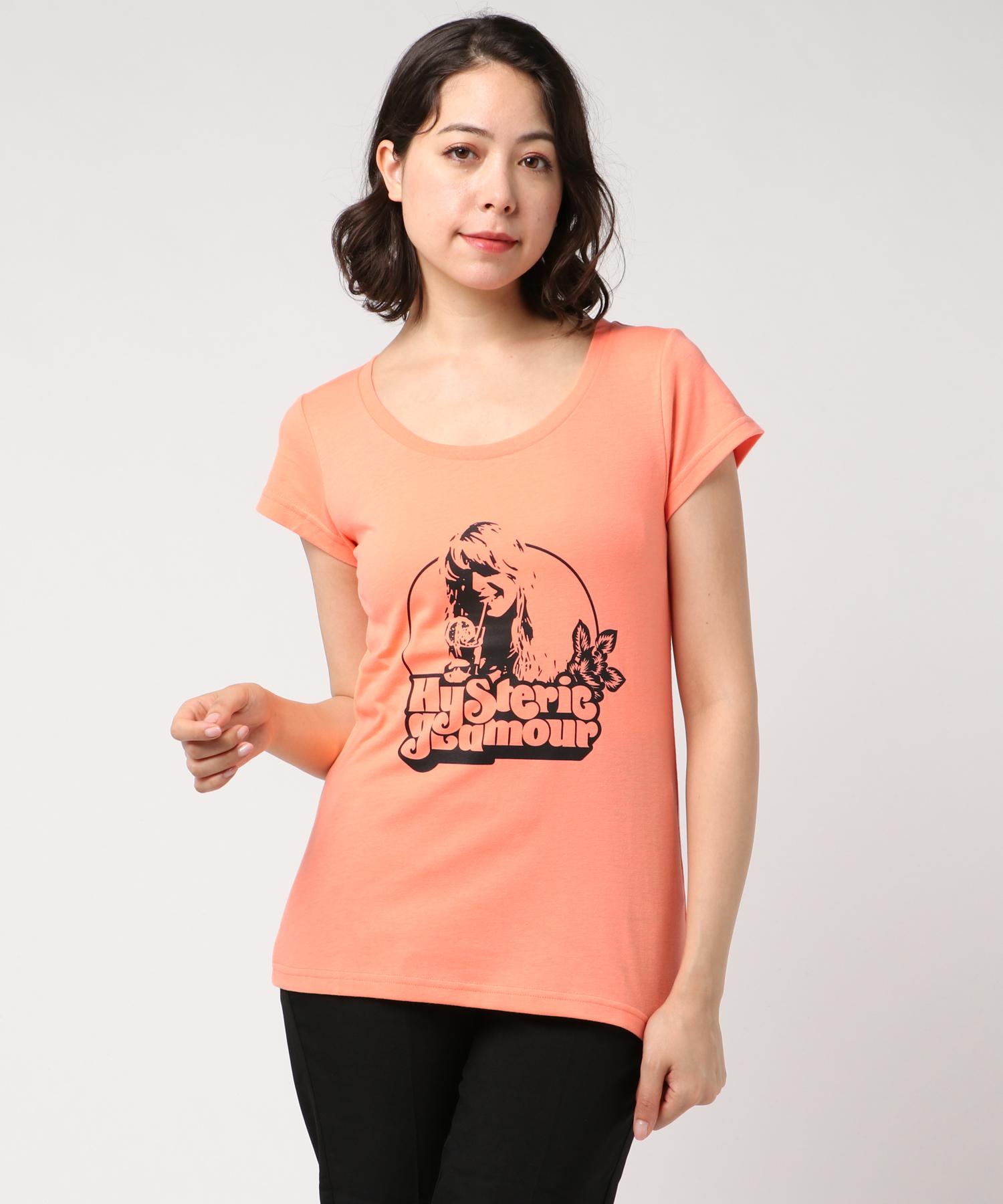 THE BEACH pt Tシャツ