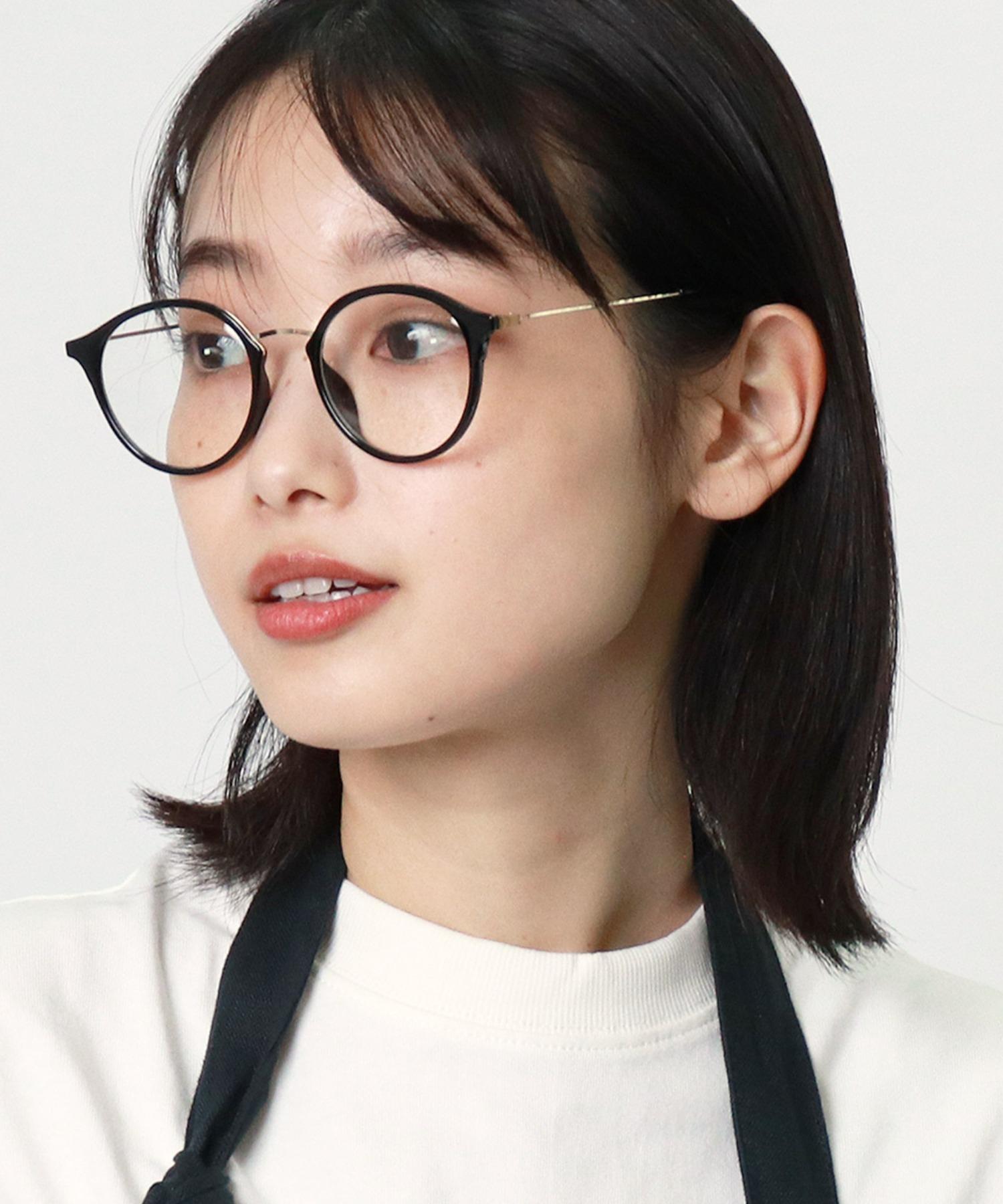 ボストン型伊達眼鏡 9557 SPI