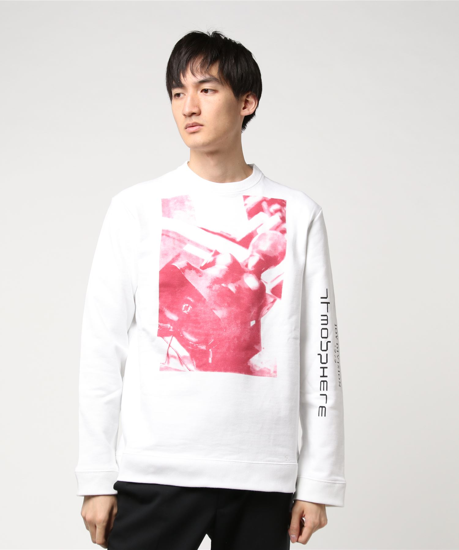 RAF SIMONS ラフ シモンズ / ROUND NECK SWEATER