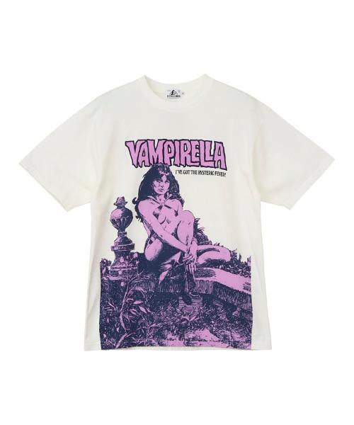 VAMPIRELLA/WHEN WAKES THE DEAD Tシャツ