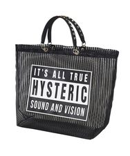 HYSTERIC ADVISORY PATCH トート