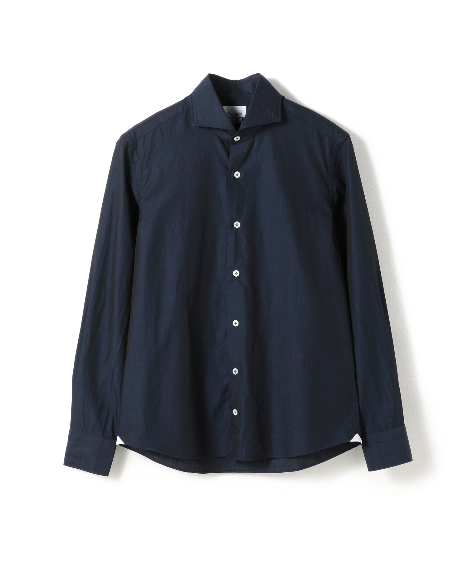 GIANNETTO / カラーシャンブレーシャツ