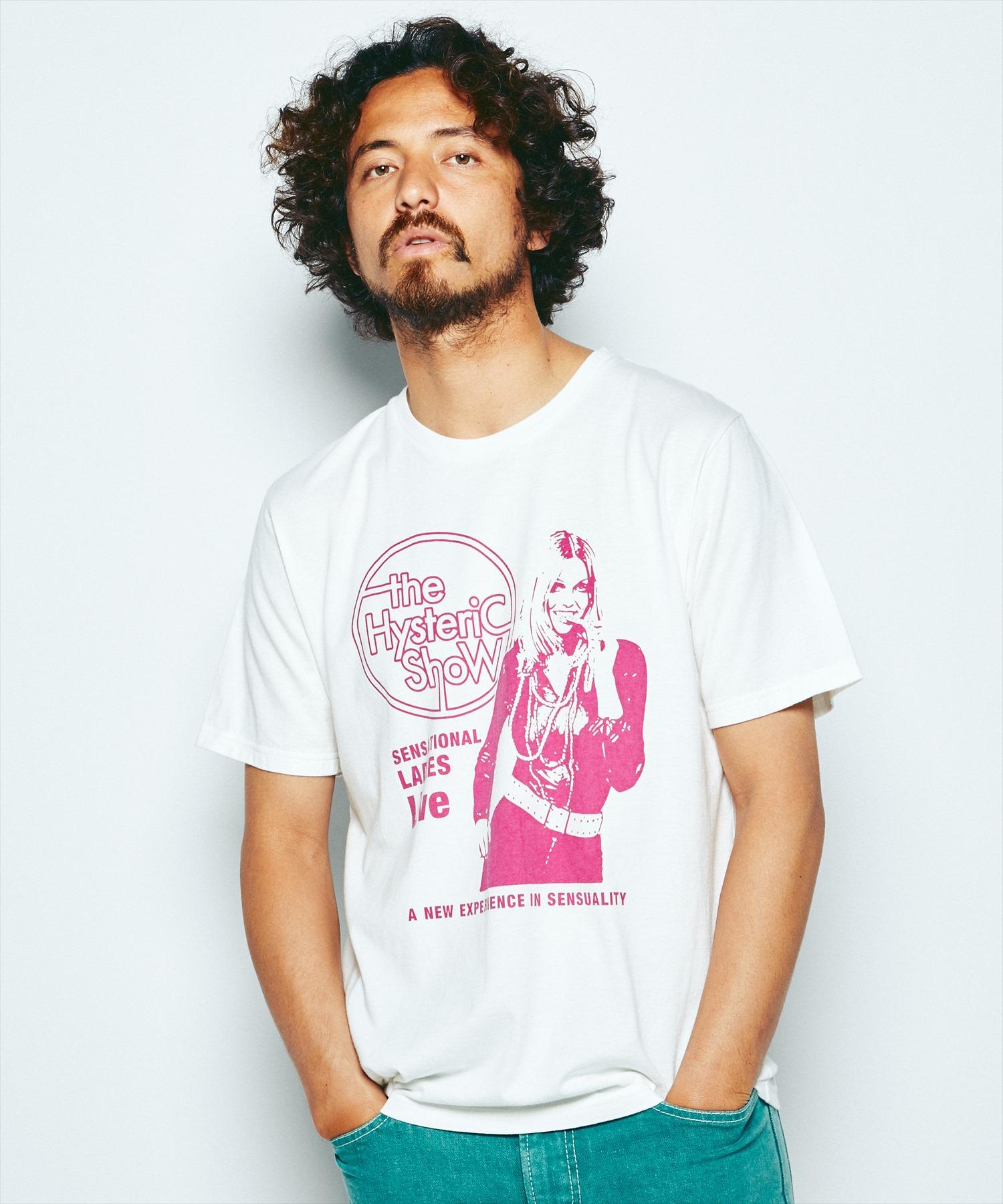THE HYS SHOW pt Tシャツ