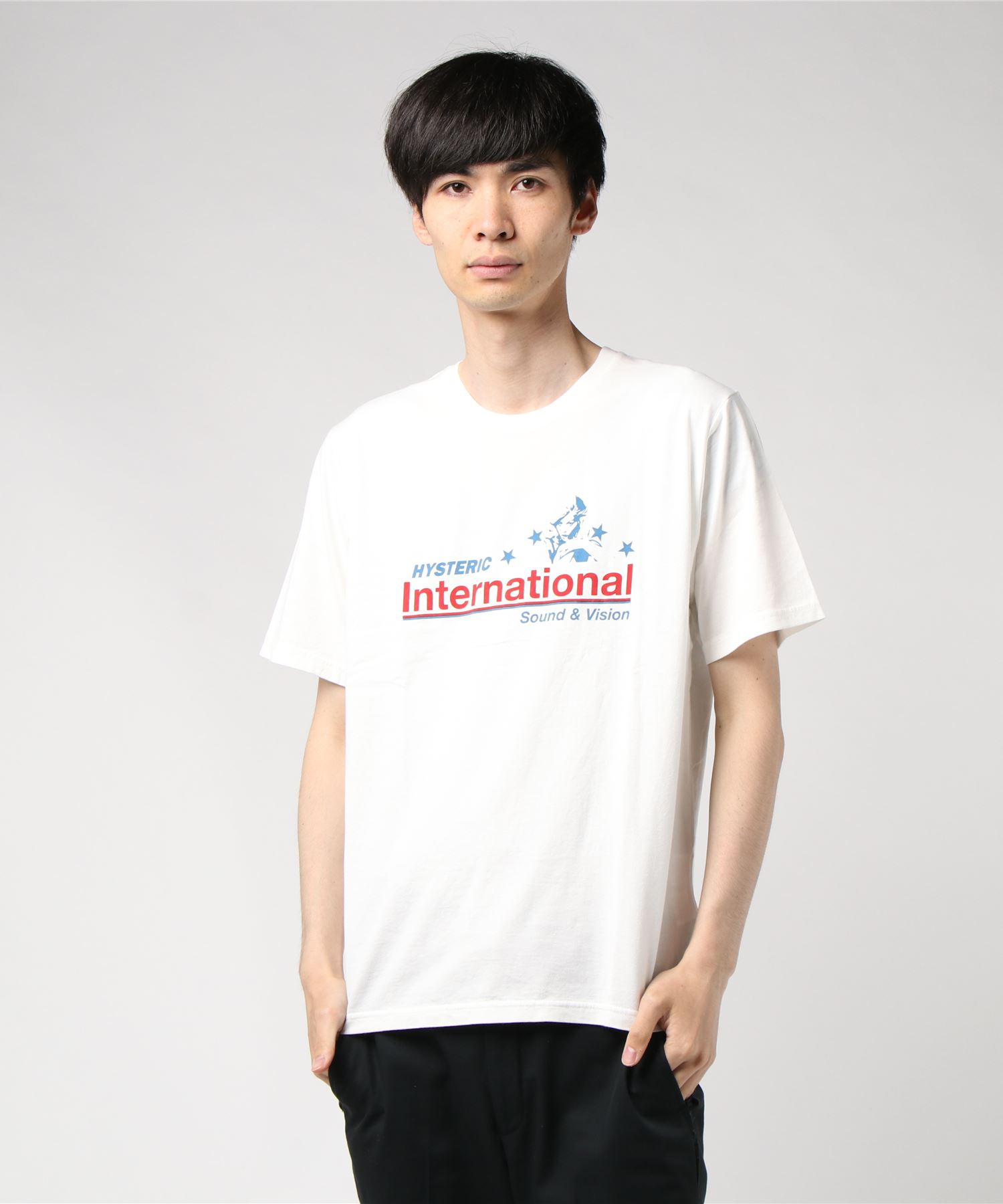 HYS INTERNATIONAL pt Tシャツ